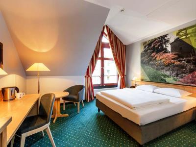 bedroom - hotel mercure erfurt altstadt - erfurt, germany