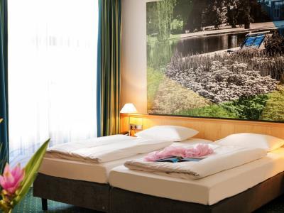 bedroom 2 - hotel mercure erfurt altstadt - erfurt, germany