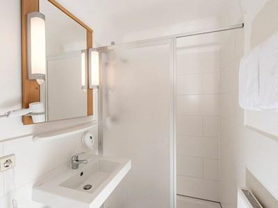 bathroom - hotel good morning erfurt - erfurt, germany