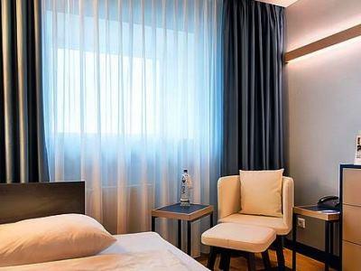 bedroom 4 - hotel dorint kongresshotel chemnitz - chemnitz, germany