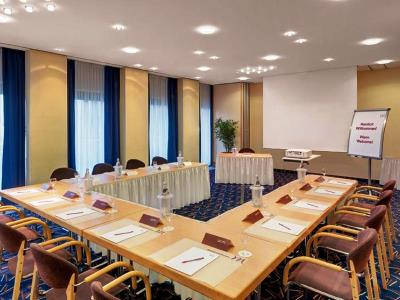 conference room - hotel dorint kongresshotel chemnitz - chemnitz, germany