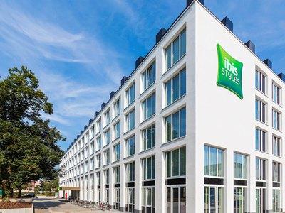 exterior view - hotel ibis styles rastatt baden baden - rastatt, germany