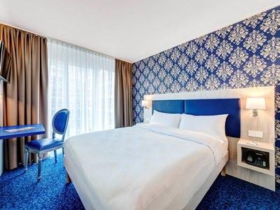 bedroom - hotel ibis styles rastatt baden baden - rastatt, germany