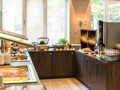 breakfast room - hotel ibis styles rastatt baden baden - rastatt, germany
