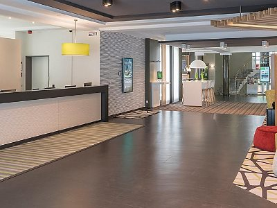 lobby - hotel holiday inn munich unterhaching - unterhaching, germany
