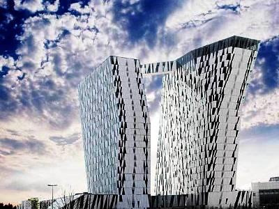 哥本哈根貝拉天空萬豪AC酒店