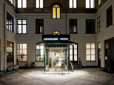 Copenhagen Crown (Min 3 Nts)