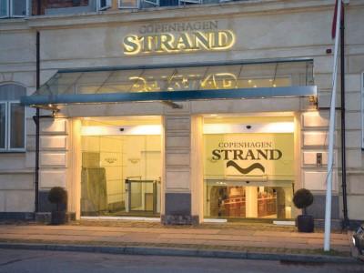Copenhagen Strand(Small Dbl)(Early Book)