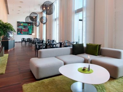 lobby - hotel clarion copenhagen airport - copenhagen, denmark