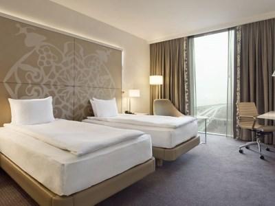 bedroom 2 - hotel clarion copenhagen airport - copenhagen, denmark