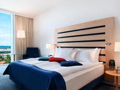 bedroom 3 - hotel clarion copenhagen airport - copenhagen, denmark