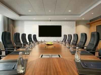 conference room - hotel clarion copenhagen airport - copenhagen, denmark