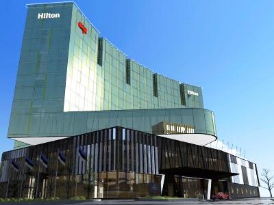 Hilton Tallinn Park (Deluxe)