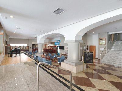 lobby 2 - hotel senator barcelona spa - barcelona, spain