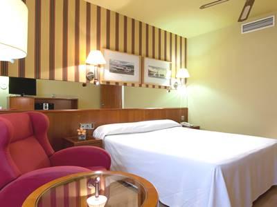 bedroom - hotel senator barcelona spa - barcelona, spain