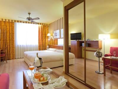 bedroom 5 - hotel senator barcelona spa - barcelona, spain