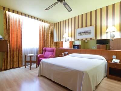 bedroom 1 - hotel senator barcelona spa - barcelona, spain