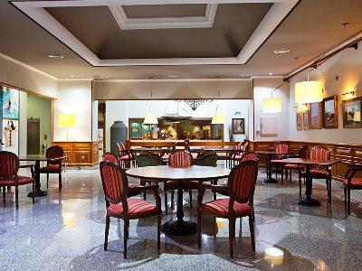 restaurant - hotel senator barcelona spa - barcelona, spain