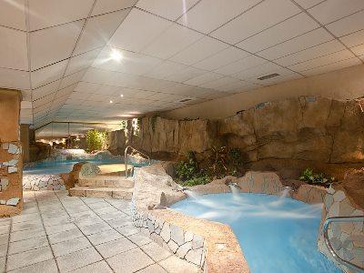 indoor pool - hotel senator barcelona spa - barcelona, spain