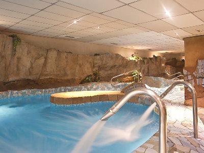 indoor pool 1 - hotel senator barcelona spa - barcelona, spain