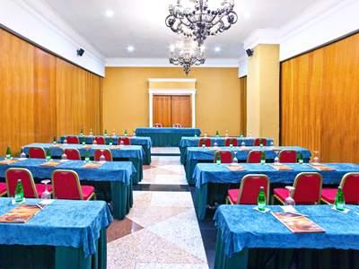 conference room - hotel senator barcelona spa - barcelona, spain