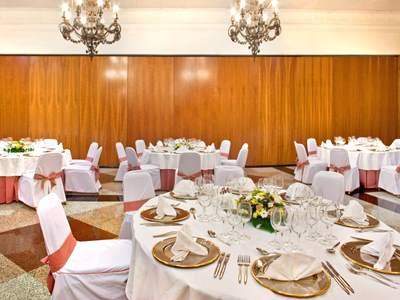 conference room 2 - hotel senator barcelona spa - barcelona, spain
