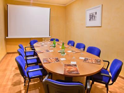 conference room 1 - hotel senator barcelona spa - barcelona, spain