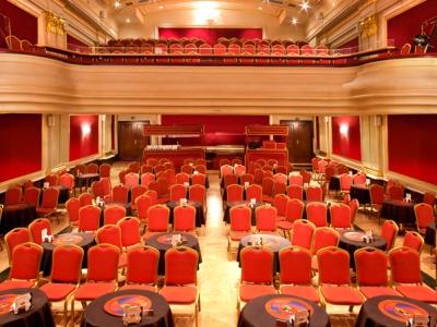 conference room - hotel senator gran via 70 spa - madrid, spain
