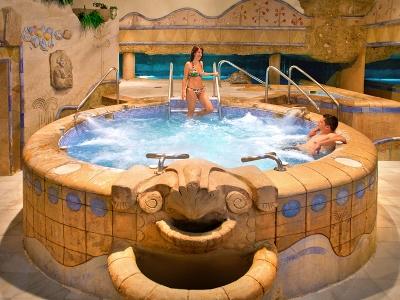 spa 2 - hotel senator gran via 70 spa - madrid, spain