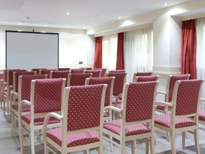 conference room - hotel senator castellana - madrid, spain