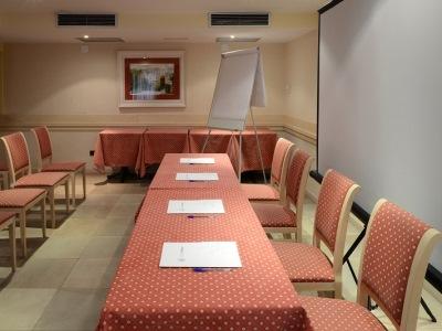 conference room 1 - hotel senator castellana - madrid, spain