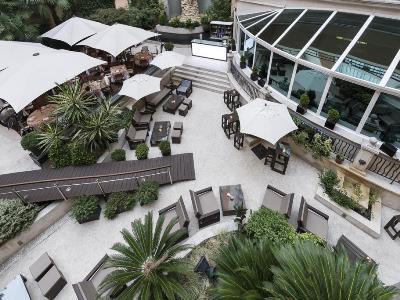 exterior view 1 - hotel intercontinental - madrid, spain