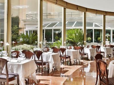 restaurant 1 - hotel intercontinental - madrid, spain