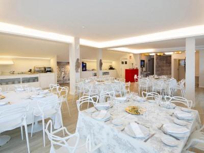 restaurant - hotel ciudad de vigo - vigo, spain