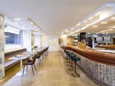 bar - hotel ciudad de vigo - vigo, spain
