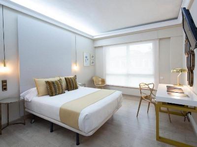 bedroom 1 - hotel ciudad de vigo - vigo, spain