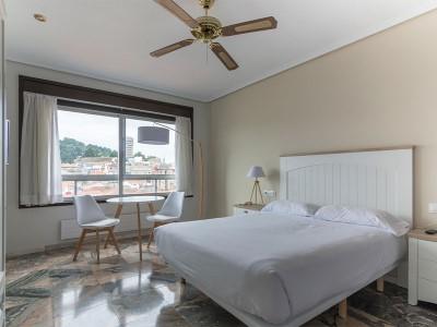 bedroom 1 - hotel bahia de vigo - vigo, spain