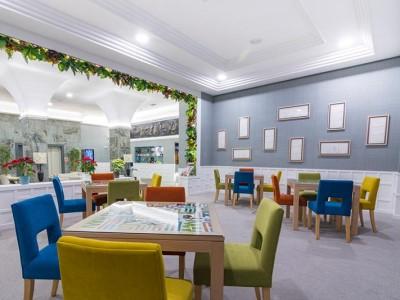 breakfast room - hotel bahia de vigo - vigo, spain