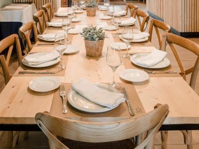 restaurant - hotel bahia de vigo - vigo, spain