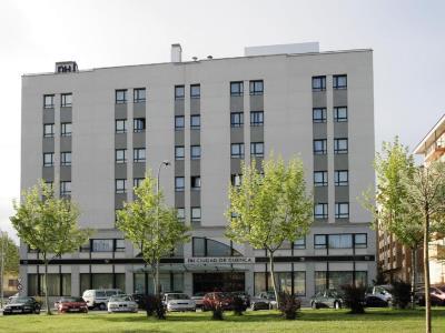 exterior view - hotel nh ciudad de cuenca - cuenca, spain