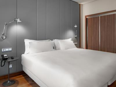 bedroom 1 - hotel nh ciudad de cuenca - cuenca, spain