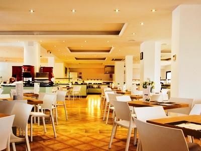 restaurant 1 - hotel thb flora - lanzarote, spain