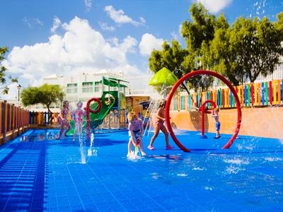 outdoor pool 2 - hotel thb flora - lanzarote, spain