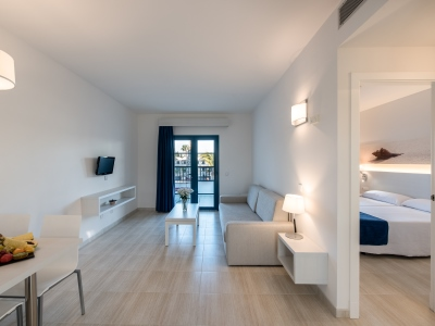 bedroom - hotel thb tropical island - lanzarote, spain