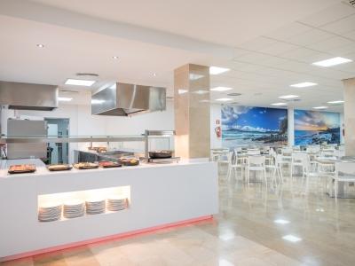 restaurant - hotel thb tropical island - lanzarote, spain