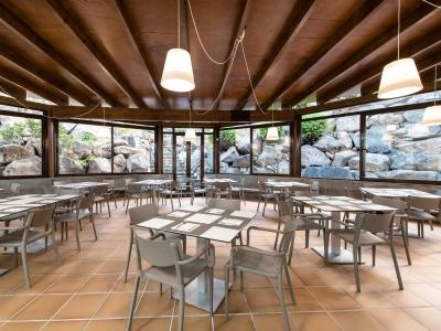 restaurant 2 - hotel thb tropical island - lanzarote, spain