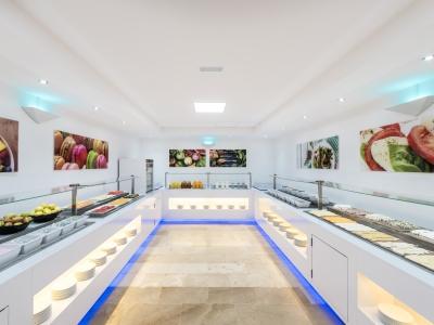 restaurant 3 - hotel thb tropical island - lanzarote, spain