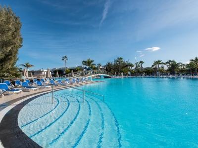 outdoor pool 3 - hotel thb tropical island - lanzarote, spain