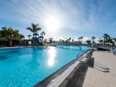 outdoor pool 4 - hotel thb tropical island - lanzarote, spain