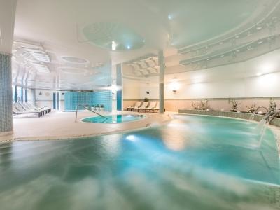 spa - hotel thb tropical island - lanzarote, spain